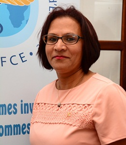 Marie-France-Chamary