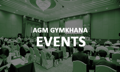 23 March 2017 AGM Gymkhana